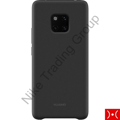 Niketrading Huawei Mate 20 Pro Silicone Case Black 51992668